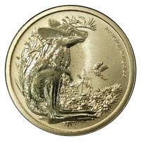 Australia 2011 Bush Babies Kangaroo $1 Dollar UNC Coin Carded