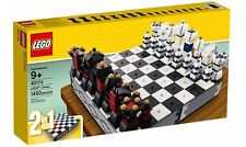 LEGO CHESS SET 40174 2 IN 1 DRAUGHTS / CHECKERS - HARD TO FIND
