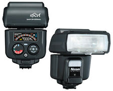 New Nissin i60 i60A TTL FP Flash Speedlite Sony Alpha Nex USA