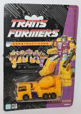 1991 Hasbro Transformers Constructicons G2 European UK Recolor Mixmaster MOC