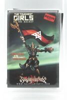 Raging Heroes 21116 Vera Krabbenhoft Battle Standard (Iron Empire) Female Hero