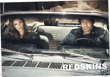 Publicité - cpm - David Duchovny pour REDSKINS - Los Angeles 2012