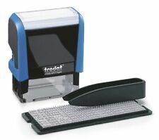 Trodat Printy TYPO 4911 Rubber Stamp DIY Printing Kit
