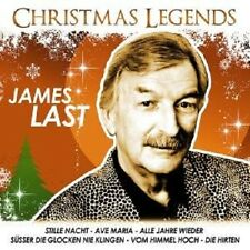 "James LAST ""Christmas Legends"" CD NUOVO"