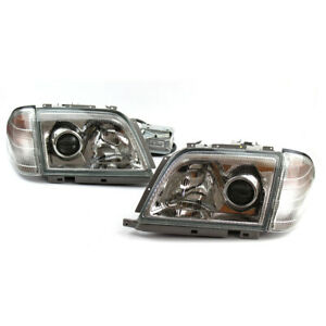 Xenon Headlight Set Mercedes-Benz For Sl R129 W129 1298208961 1298209061
