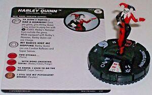 Harley Quinn FF003 Batman y Su Greatest Foes Joker Wild Heroclix Rápido Force