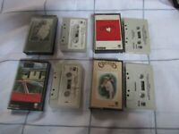 Bundle Of 4 x Vintage CARPENTERS Cassette Tapes