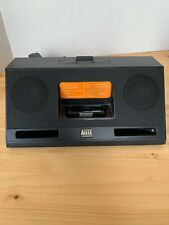 Altec Lansing iMT325 InMotion Speaker Dock for Aux 30 Pin iPod/Charger Works