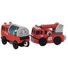 THOMAS THE TRAIN-SODOR FIRE CREW HOOK & LADDER WATER TANKER COLLECTOR CARD *NEW*