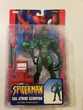 "Marvel Legends Scorpion Metallic VARIANT Spider-Man Classics 6"" Figure ToyBiz"