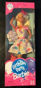 Birthday Party Special Edition Barbie Doll 1997 Mattel 18351 NRFB