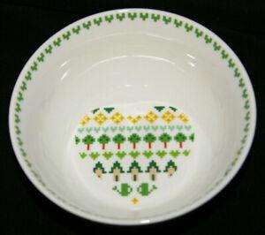 Hutschenreuther Hearts Green- Garden Müslischale 15 cm