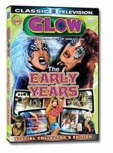 GLOW - THE EARLY YEARS FREE SHIPPING