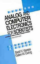 Analog and Computer Electronics for Scientists, 4th Edition by Vassos, Basil H.