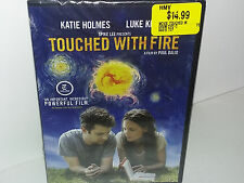 Touched With Fire (DVD, Canadian, Region 1, Widescreen) NEW - Many Extras