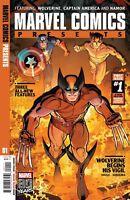 Marvel Comics Presents V.3 | #1-7 Choice of Variants | MARVEL | 2019 CLEARANCE