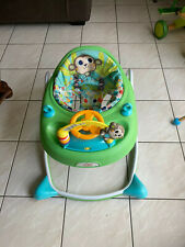 Bright Starts baby walker with removable toy station, pick uponly