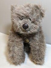 Vintage 1985 Gund Collectors Classic Brown Teddy Bear Plush