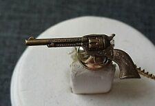 Vintage Pistol Tie Tack