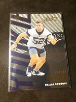 2018 Absolute Football #112 Connor Williams RC Dallas Cowboys