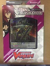 Cardfight!! Vanguard VGE-V-TD04 Ren Suzugamori Trial Deck Eng Shadow Paladin