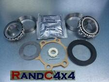 """RTC3534 Land Rover Series 2 2a 3 88"""" 109"""" Front or Rear Wheel Bearing Full Kit"""