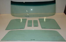 1961 1962 1963 1964 1965 1966 FORD PICKUP TRUCK WINDSHIELD 4 PC SIDE BACK GLASS