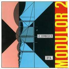 Manuel Le Corbusier – Modulor 2, architecture histoire, maßlehre, NEUF