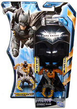 The Dark Knight Rises Deluxe Combat Claw Batman Action Figure MIB Mattel Toy DC