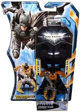 The Dark Knight Rises Deluxe Combat Claw Batman Action Figure MIB Mattel Toy DC