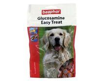 Beaphar Glucosamina facile trattare cane dolcetti per una sana Giunti RICHIUDIBILI 150g Borsa