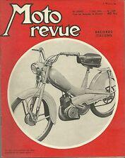 MOTO REVUE N° 1288 - 5 MAI 1956