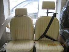 MG   NEW PAIR MGB  V8   MIDGET  SEAT BELT GUIDES   ***V3E