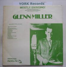 GLENN MILLER - Mostly Swinging - Ex Con LP Record
