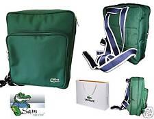 LACOSTE Backpack Rucksack Bag Forrest Green Casual 2.12