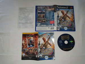 jeu sony ps2 playstation 2 occasion MEDAL OF HONOR SOLEIL LEVANT