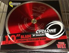 10 Diamax Cyclone Drywet Turbo Porcelain Tile Blade