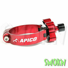 apico COMMANDE LANCEMENT HONDA CRF 250 R 450 04-18 MX Rouge Dispositif holeshot