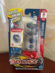 Out of Print  Hasbro Beyblade Metal Fusion BB-21 LEGEND HYPER AOUARIO