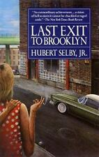 Last Exit to Brooklyn (Evergreen Book) Books