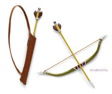 """Archery Accessories with Bow & Arrows fit 18"""" American Girl and Carpatina Dolls"""