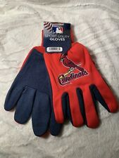 MLB ST LOUIS CARDINALS SPORTS UTILITY GLOVES