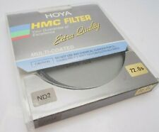 Hoya HMC ND2 Neutral Density 72mm filter