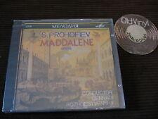 CD Album Sergei Prokofiev Maddalene Opera USSR 1990 SEALED