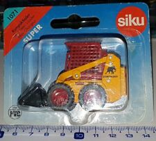 Siku 1071 Mini Chargeur Skid Steer load Tractor Kompaktlader Echelle 1 64
