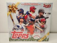 Topps Holiday  MLB Baseball Trading Cards Mega Box - 2020