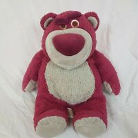 Disney Store Toy Story 3 Bear Plush Soft Toy Lots O Hugging