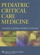 Pediatric Critical Care Medicine-ExLibrary