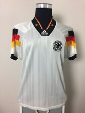 Germany Home Football Shirt Jersey 1992-1994 (L)