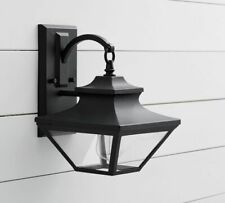 POTTERY BARN SAHARA INDOOR OUTDOOR SCONCE